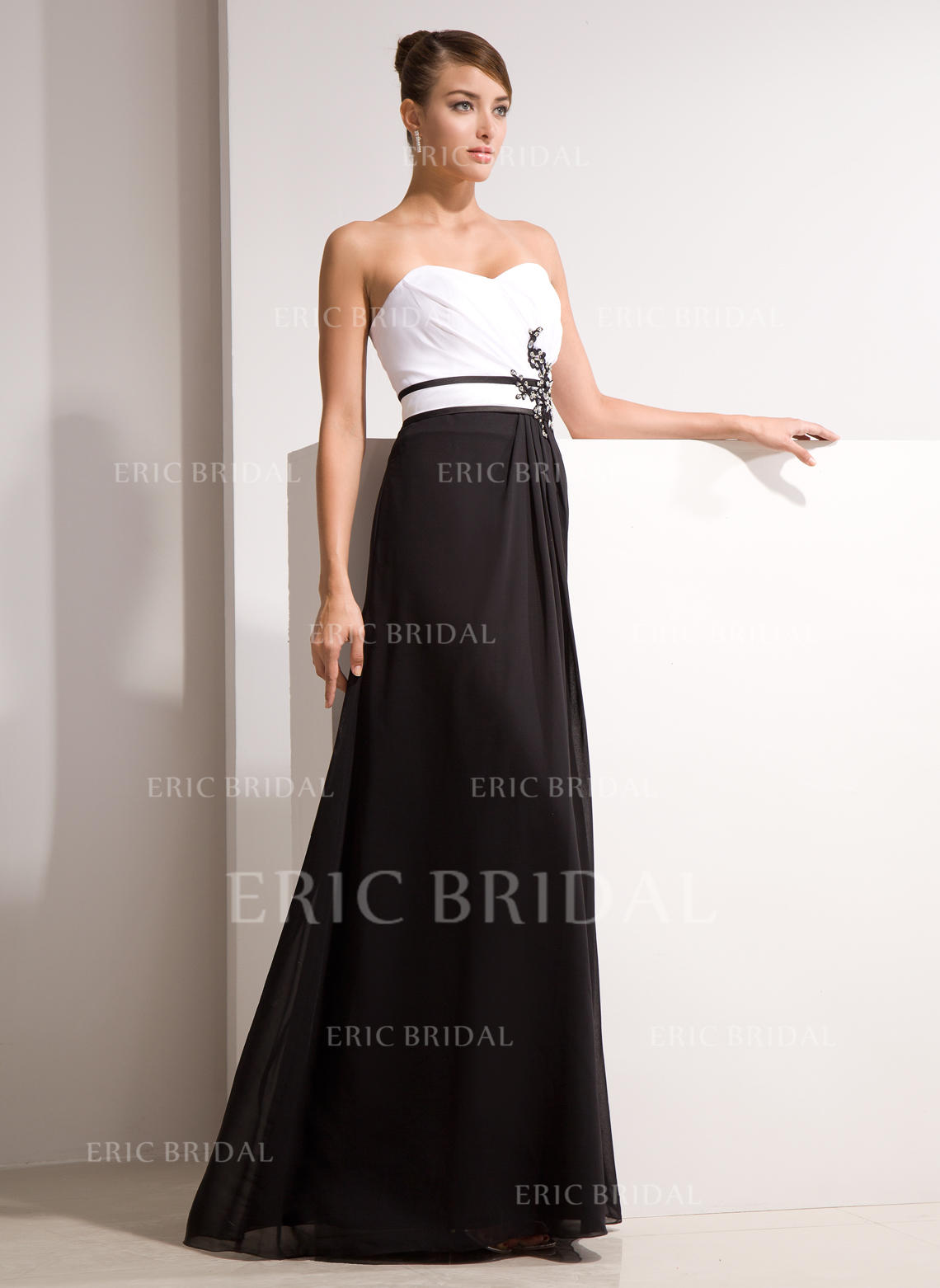 A-Line Princess Sweetheart Floor-Length Evening Dresses With Ruffle Beading  Appliques Lace. Loading zoom ad1df1e70