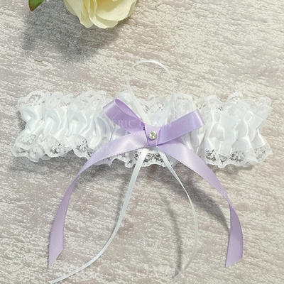 Garters Women/Bridal/Lady Wedding/Casual/Dress/Special Occasion/Daily Wear Lace Lovely Garter (104196558)