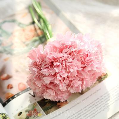 "Bridesmaid Bouquets/Decorations Free-Form Wedding Fabric 10.24""(Approx.26cm) Wedding Flowers (123189487)"