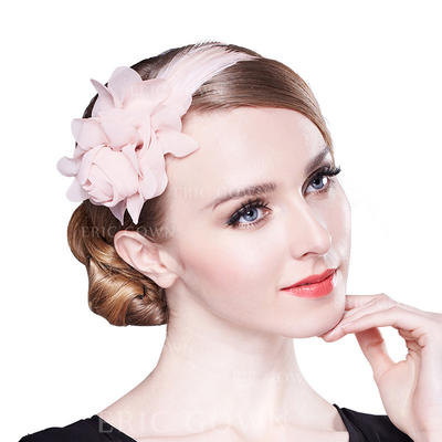 Feather/Chiffon Fascinators Beautiful Ladies' Hats (196194149)