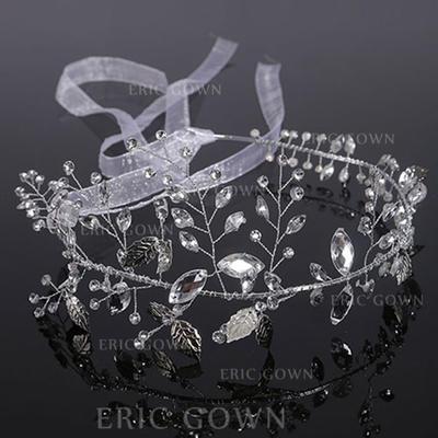 "Headbands Wedding Alloy/Imitation Pearls 15.75""(Approx.40cm) 3.94""(Approx.10cm) Headpieces (042159015)"