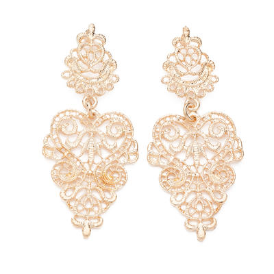 Earrings Alloy Pierced Ladies' Gorgeous Wedding & Party Jewelry (011162047)