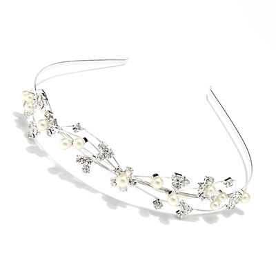 "Headbands Special Occasion/Outdoor/Party Rhinestone/Alloy 15.75""(Approx.40cm) 0.78""(Approx.2cm) Headpieces (042153514)"