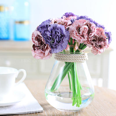 "Bridal Bouquets/Decorations Party/Casual Artificial Silk 9.06""(Approx.23cm) 4.72"" (Approx.12cm) Wedding Flowers (123189304)"