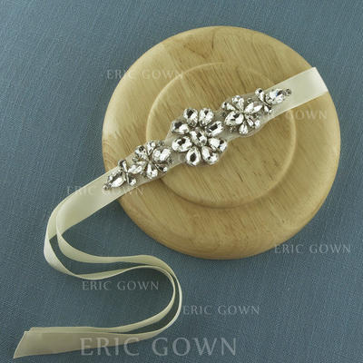 "Headbands Wedding/Special Occasion Satin 5.31""(Approx.13.5cm) 1.57""(Approx.4cm) Headpieces (042159189)"