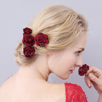"Hairpins Wedding/Special Occasion/Casual/Outdoor/Party 3.54""(Approx.9cm) 1.57""(Approx.4cm) Beautiful Headpieces (042156995)"