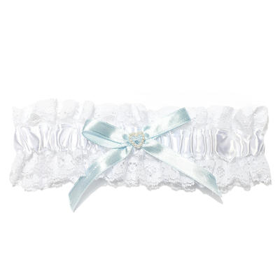 Garters Women/Bridal Wedding/Special Occasion Lace With Charm Garter (104195965)