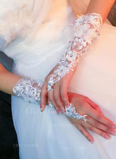 Spets Handskar Bridal (014121322)