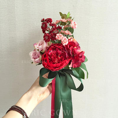 "Decorations Free-Form Wedding/Party/Casual 3.94""(Approx.10cm) 5.91""(Approx.15cm) Wedding Flowers (123190220)"