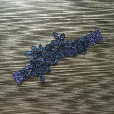 Strumpfbänder Damen Lace mit Blume Nur von Hand spülen. Sortiert mit Unterwäsche./Color & Style Darstellung gezeigt kann je nach Monitor Strumpfband (104196370)