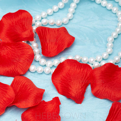 Decorations Free-Form Wedding Fabric Sold in Set of 5 Packs/ 100 Petals in Each Pack. Wedding Flowers (123188654)