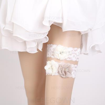 Strumpfbänder Damen/Brautmoden Hochzeit/besondere Anlässe Lace mit Blume Strumpfband (104196592)