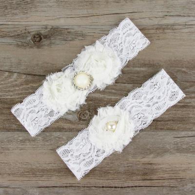 Strumpfbänder Damen Hochzeit Lace Strumpfband (104196509)