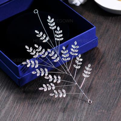 Damer Vackra Och Kristall Pannband (Säljs i ett enda stycke) (042142132)