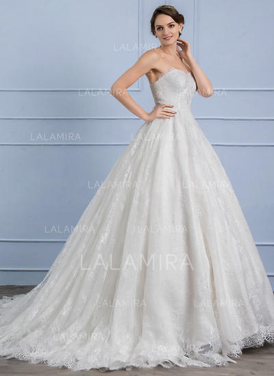 Robe Marquise - Dentelle Robes de mariée (002107849)