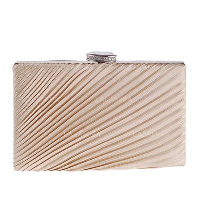 Elegant Silke Mote Håndvesker (012139049)