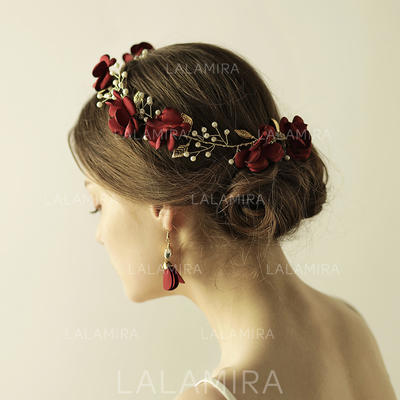 "Headbands Wedding/Special Occasion/Party/Art photography Alloy 12.60""(Approx.32cm) 1.97""(Approx.5cm) Headpieces (042159344)"