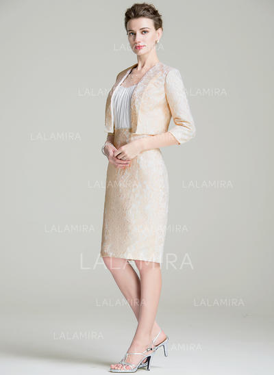 Wrap Special Occasion Lace 3/4-Length Sleeve Wraps (013212178)
