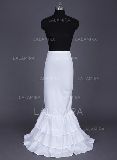 Kvinner Nylon/Elasthan Vloer-length 3 Niveaus (037041514)