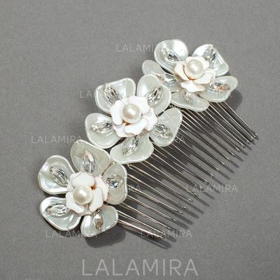 "Combs & Barrettes Wedding/Special Occasion/Party Rhinestone 2.36""(Approx.6cm) 1.97""(Approx.5cm) Headpieces (042156049)"