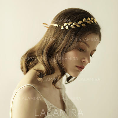 "Headbands Wedding/Special Occasion/Party Alloy 12.60""(Approx.32cm) 1.18""(Approx.3cm) Headpieces (042159135)"