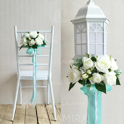 """Decorations Free-Form Wedding/Party/Casual 3.94""""(Approx.10cm) 5.91""""(Approx.15cm) Wedding Flowers (123190216)"""