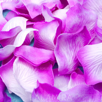 Decorations Free-Form Wedding Fabric Sold in Set of 5 Packs/ 100 Petals in Each Pack. Wedding Flowers (123188652)