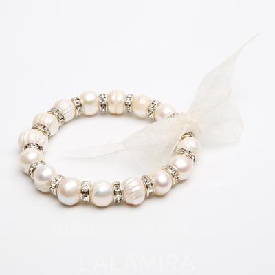 "Bracelets Pearl Elegant 2.76""(Approx.7cm) Wedding & Party Jewelry (011164747)"