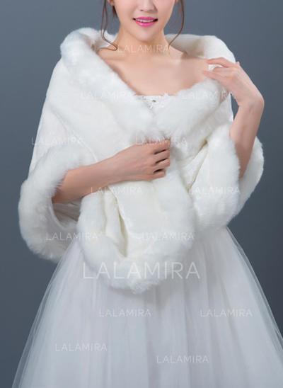 Wrap Fashion Blends Other Colors Wraps (013149934)