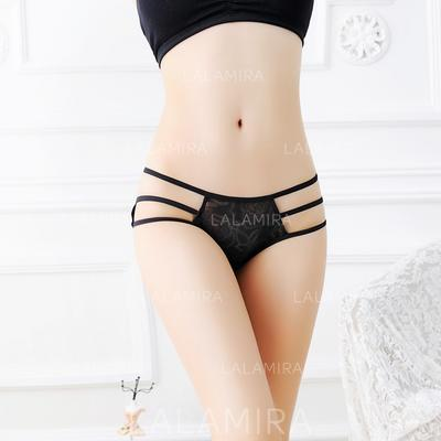 5fdbbadde Panties Casual Wedding Bridal Feminine Nylon Sexy Lingerie  193065 ...