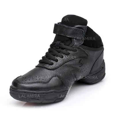 Women's Sneakers Sneakers Real Leather Dance Shoes (053178338)