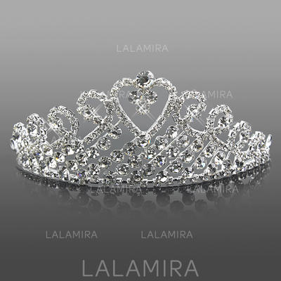 "Tiaras Wedding/Special Occasion Alloy 5.91""(Approx.15cm) 1.97""(Approx.5cm) Headpieces (042152599)"
