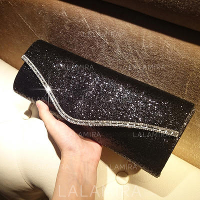 """Clutches/Satchel Ceremony & Party Sequin Classical 10.43""""(Approx.26.5cm) Clutches & Evening Bags (012187276)"""