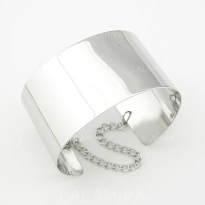 """Armbånd Legering Mote 3.15""""(Ca. 8cm) Bryllup- & Festsmykker (011035292)"""