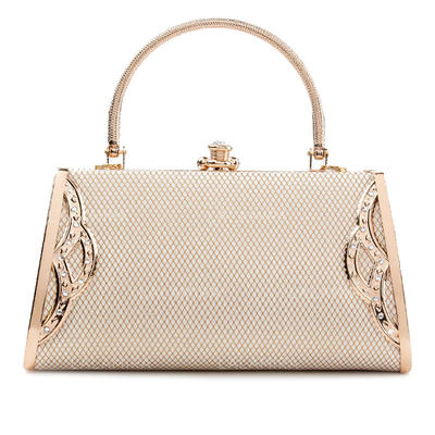 """Clutches/Satchel Wedding/Ceremony & Party PU Fashional 5.91""""(Approx.15cm) Clutches & Evening Bags (012186909)"""