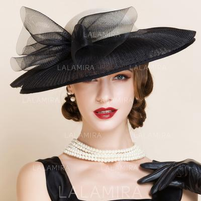 Cambric Bowler/Cloche Hat Charming Ladies' Hats (196193837)