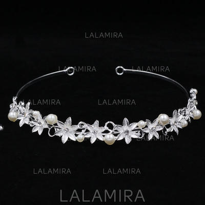 "Tiaras Wedding/Special Occasion Rhinestone/Alloy 5.53""(Approx.14cm) 0.78""(Approx.2cm) Headpieces (042158413)"