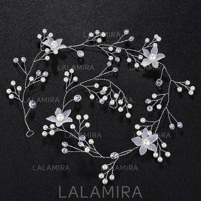 Headbands Wedding Alloy/Imitation Pearls Fashion (Sold in single piece) Headpieces (042159100)