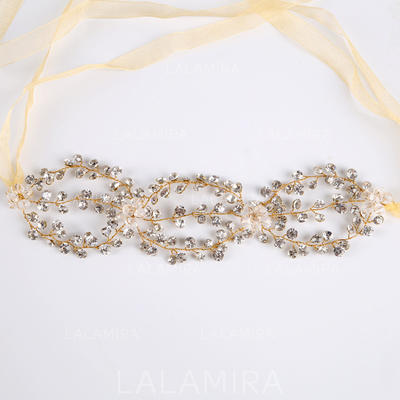 Headbands Wedding/Special Occasion/Party/Carnival Rhinestone/Alloy Glamourous (Sold in single piece) Headpieces (042158988)