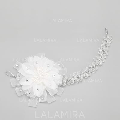 Elegante Crystal/Aleación Diademas (042068358)
