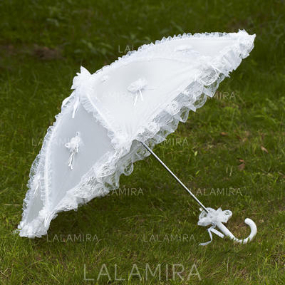 Wedding Umbrellas Bridal Parasols Women's Wedding Lace Wedding Umbrellas (124148539)