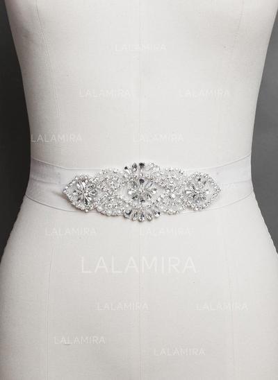 Niza Tul Fajas con Diamantes de imitación/La perla de faux (015072044)