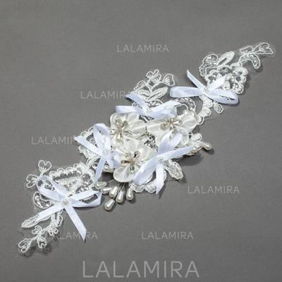 "Combs & Barrettes Wedding/Special Occasion/Party Lace/Ribbon 3.15""(Approx.8cm) Beautiful Headpieces (042156047)"