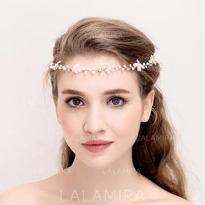 "Headbands Wedding/Special Occasion/Party Alloy/Imitation Pearls 14.57 ""(Approx.37cm) Beautiful Headpieces (042157939)"