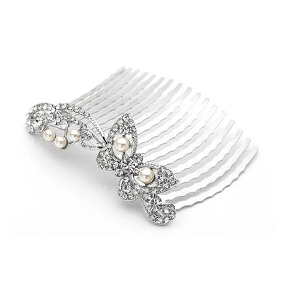 """Combs & Barrettes Special Occasion/Casual/Outdoor Alloy 3.94""""(Approx.10cm) 1.18""""(Approx.3cm) Headpieces (042153673)"""
