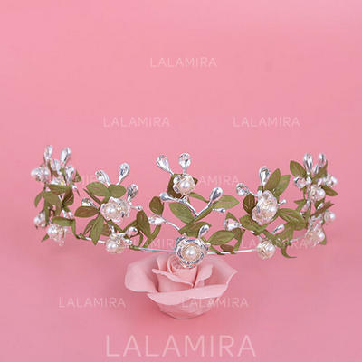 "Tiaras Wedding/Special Occasion Alloy 6.3""(Approx.16cm) 2.36""(Approx.6cm) Headpieces (042156373)"