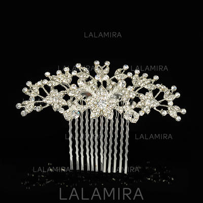 "Combs & Barrettes Wedding/Special Occasion Alloy 3.74""(Approx.9.5cm) 2.36""(Approx.6cm) Headpieces (042156341)"