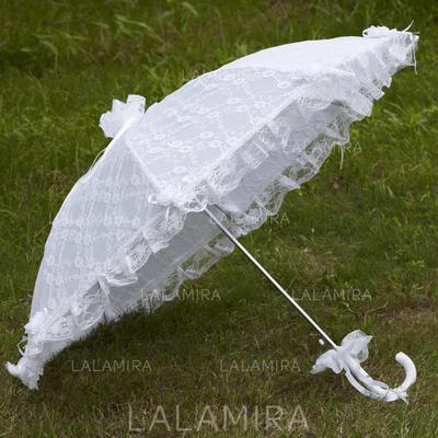 Wedding Umbrellas Bridal Parasols Women's Wedding Lace Wedding Umbrellas (124148538)