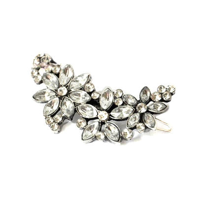 "Combs & Barrettes Wedding/Special Occasion/Outdoor Rhinestone/Alloy 1.97""(Approx.5cm) 0.78""(Approx.2cm) Headpieces (042156101)"