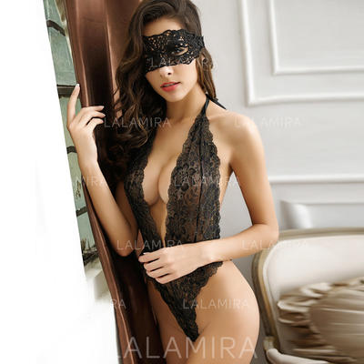 Casual/Wedding/Special Occasion Bridal/Feminine/Fashion Lace/Nylon Sexy Lingerie (041193326)